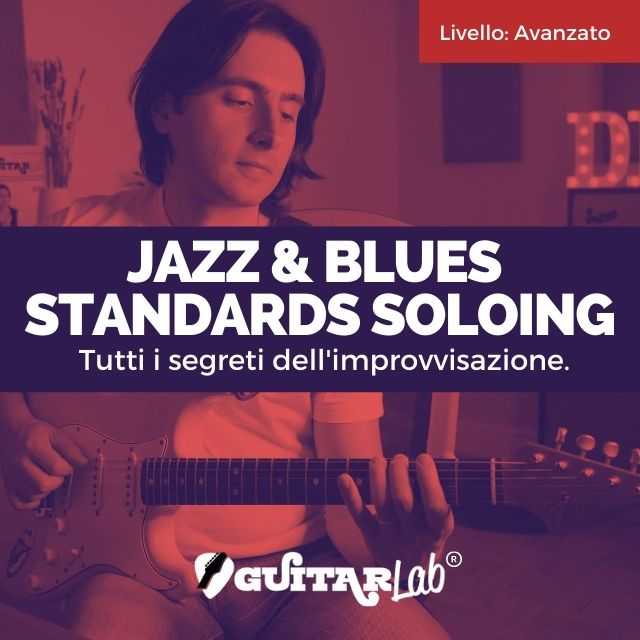 Jazz Blues Standards Soloing